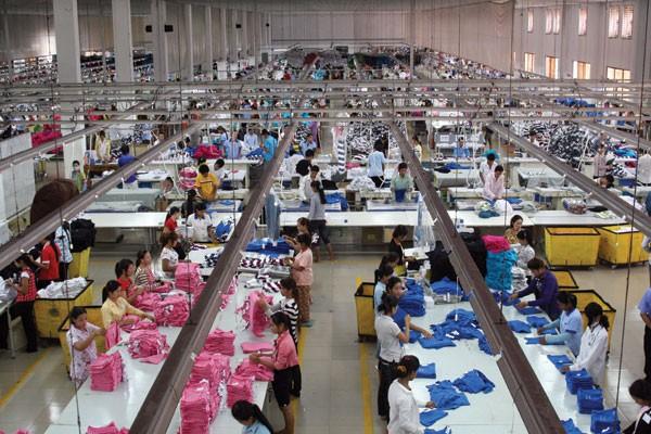 công ty may áo golf global fashion