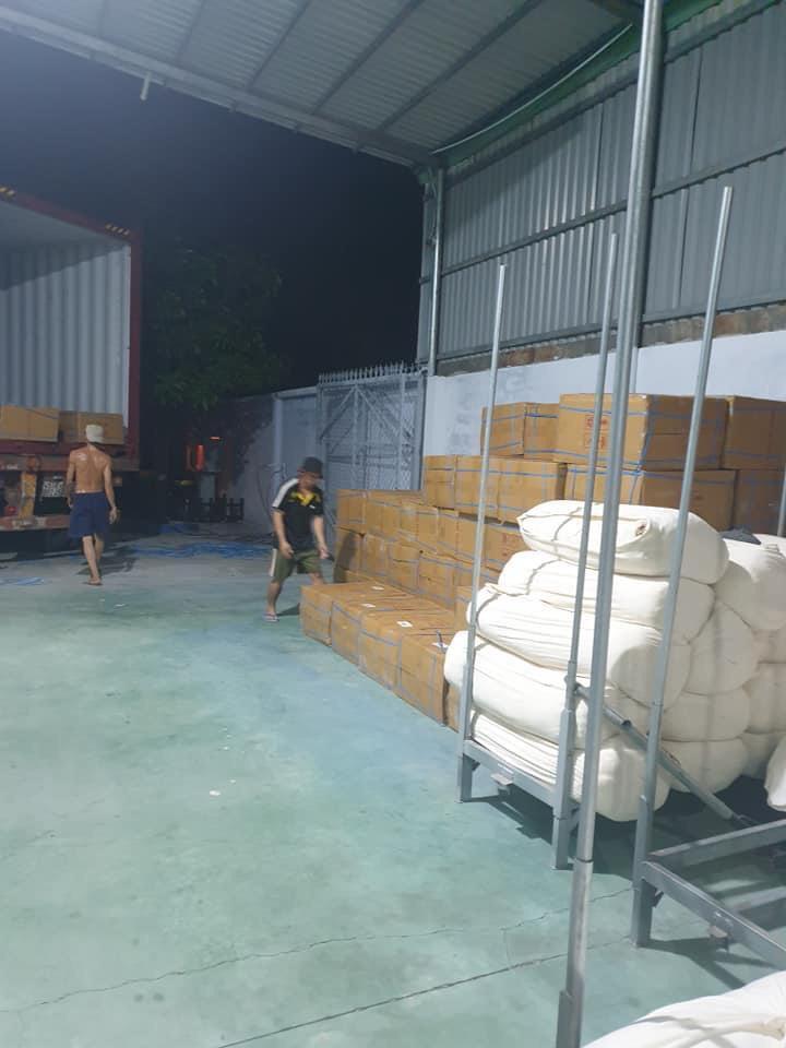 Nguyên liệu dệt vải cotton