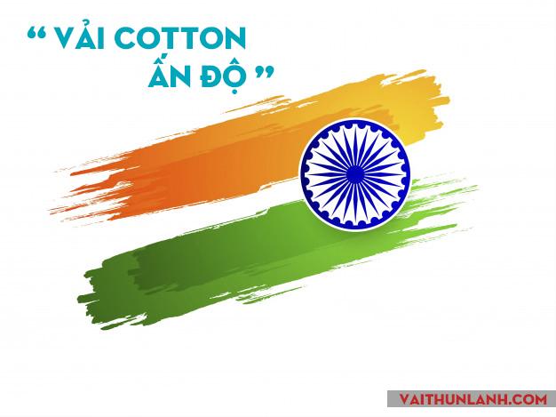 Vải cotton Ấn Độ