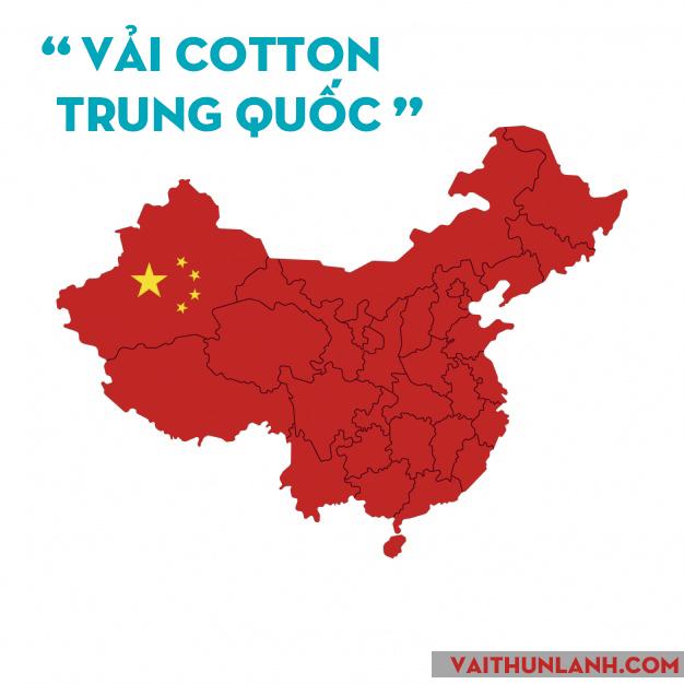 Vải cotton Trung Quốc